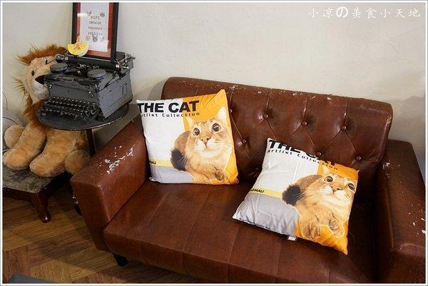 ef78499d b411 4972 a955 dbbd6a507233 - (熱血採訪)隱藏在寧靜巷弄內的貓餐廳─IVORY TOWER CAF'E 象牙塔咖啡