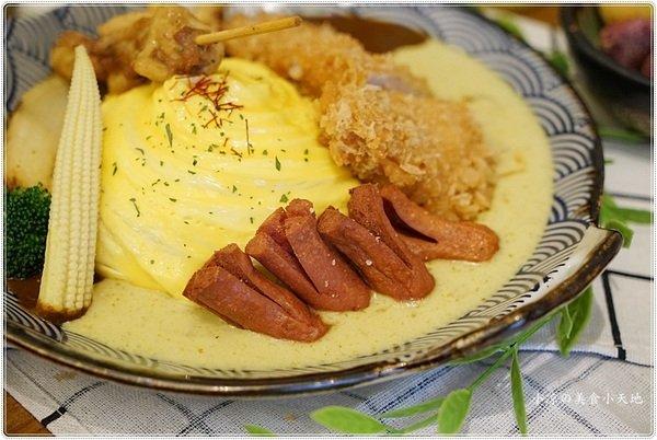 f6e2b7c9 54aa 4b25 82ad cf818a5b0da2 - 熱血採訪║崇德路美食,日式小清新,銷魂咖哩飯吃飯前先打卡!9種主菜+六種配菜創新吃法任意搭