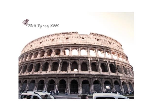 【遊記】Italy I am coming!羅馬競技場,來當戰士吧!