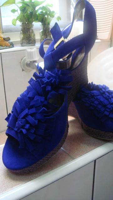 鞋子是我孩子!