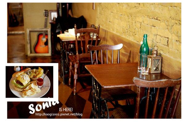 《高雄新興》蒙太奇咖啡館Montage。雋永的好滋味- Sonia is ...