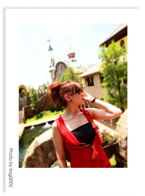 【遊記】到到台中雲林體驗異國風情 PART2 摩爾花園城堡