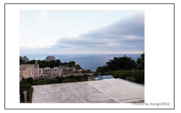 【遊記】Italy I am coming!卡布里島大海中的美麗搖籃