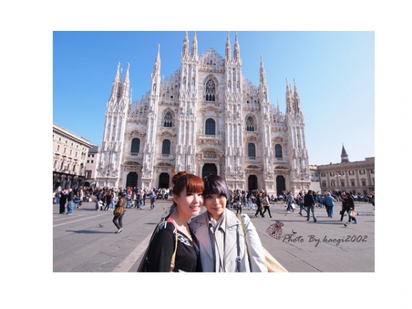 【遊記】Italy I am coming!米蘭懇親記♥
