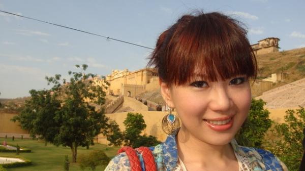 我要跟阿三當好友!印度行PART3琥珀城堡!我想住皇宮