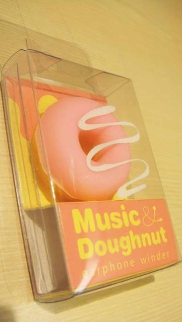 找了好久的小東西~~甜甜圈是蝦米????捲線器!!!!
