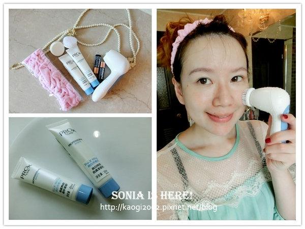 ▋洗臉 ▋讓你肌膚像拋光過一樣!Pro-X by OLAY微晶亮膚潔面儀(洗臉機)登場