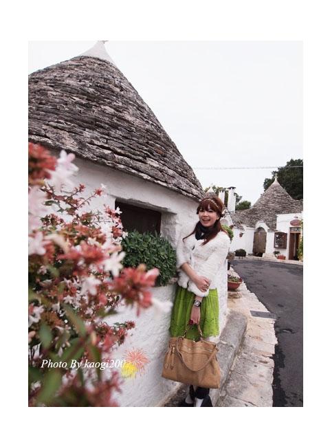 【遊記】Italy I am coming!阿貝羅貝羅 Alberobello 義大利私房景點♥