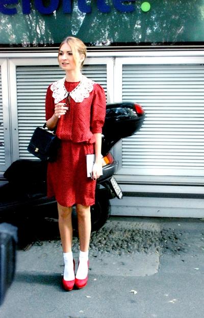 【時尚】時尚補給站★來自米蘭的第一手型人穿搭部落格