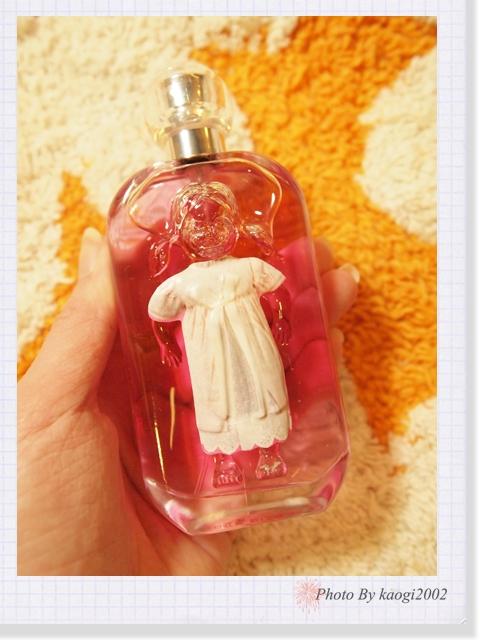 【香氛】可以換衣服的香水♥我的克拉拉Miss Corolle
