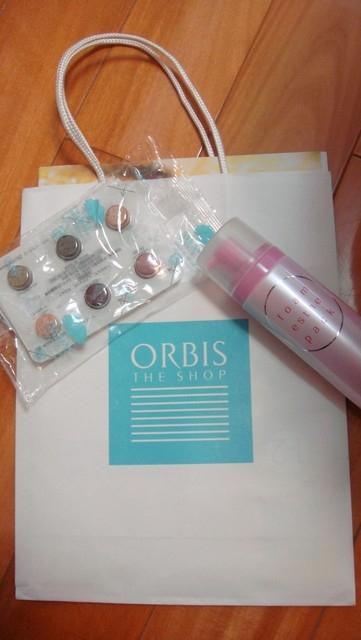 冷冷冬天~暖暖保養..ORBIS面膜