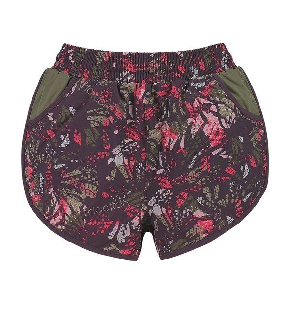 黛安芬.Triaction Cardio 機能好動系列短褲 - 繽紛紫_售價$1,180.jpg