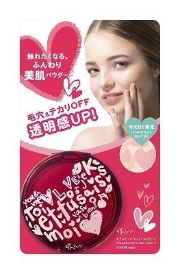 艾杜紗/心心相印蜜粉餅/5.4g/NT$680(有紙卡).jpg