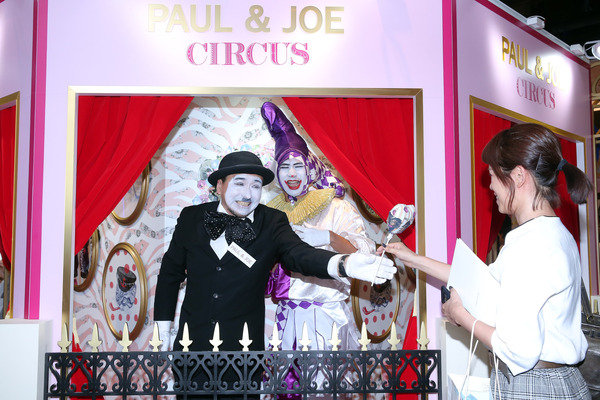 PAUL & JOE 現場馬戲團表演1.jpg