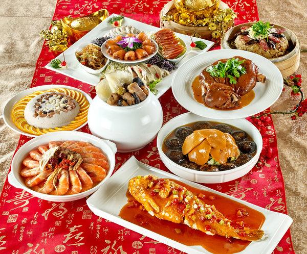 台北凱撒國宴主廚團隊推出評比常勝軍年菜 美食好酒迎新春 人氣外帶年菜套餐 4,388起