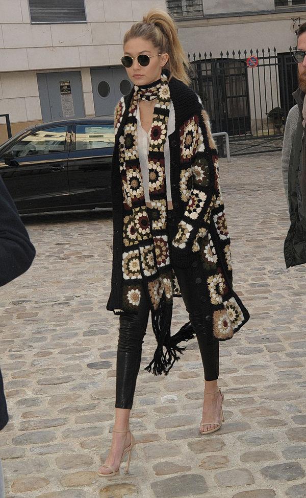 Gigi Hadid身穿Rosetta Getty 2015秋冬設計.jpg