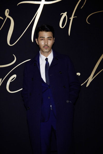 Cha Seung Won wearing Burberry at Art of the Trench Seoul 2016 event, 3 March 2016_002.jpg