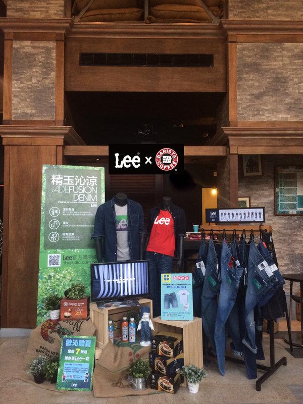 西雅圖世貿店展示LEE Jeans商品.jpg