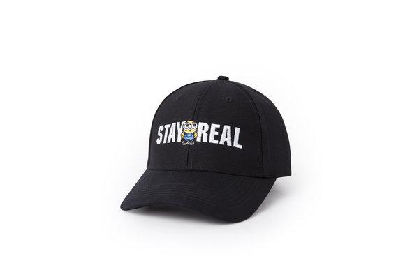 STAYREAL X Minions小小兵棒球帽 $1080.jpg