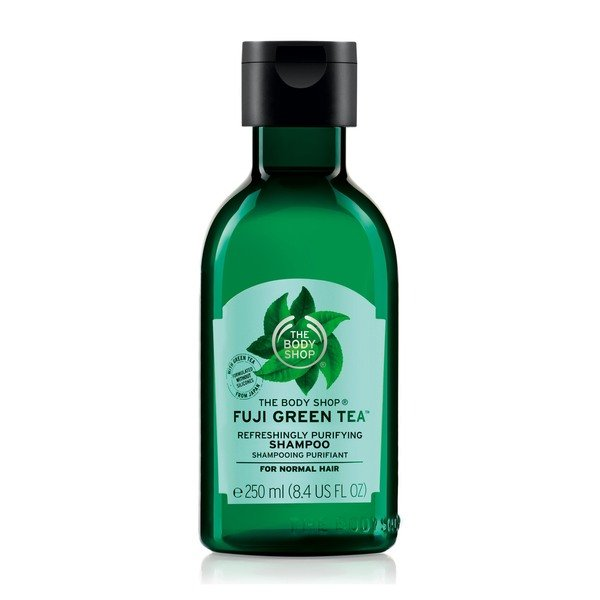 富士山綠茶淨化洗髮精  $450 250ml.jpg