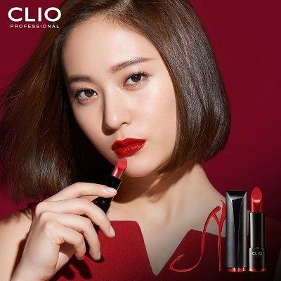 Krystal以俐落時尚的形象詮釋CLIO高跟鞋緞面潤澤唇膏的時尚魅力.jpg
