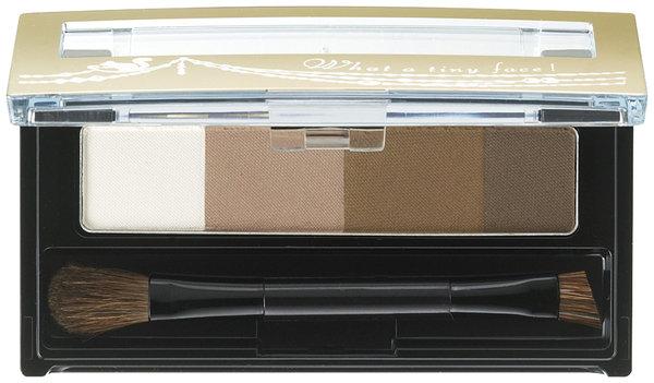 INTEGRATE/立體光效四色眉粉盒【BR631】/2.5g/NT$290-500k(開蓋).jpg
