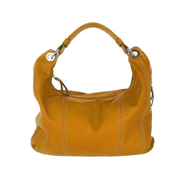 圖2_aBoutmi 橙黃簡約垂墜肩背包,建議售價NT6,380.jpg