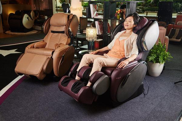 OSIM 摩術椅  「摩術手」給您神奇的按摩體驗!