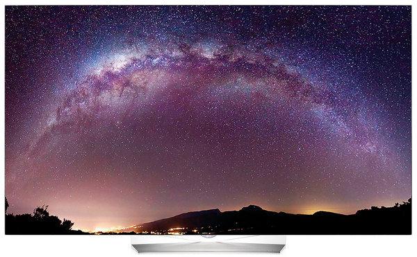 LG 2016 OLED TV機種皆以平面外型設計,採用OLED自體發光面板,在純黑中忠實呈現世界絕美色彩,讓電視成為饒具品味的工藝品,與家中裝潢無縫結合。LG OLED TV E6及B6預計於六月及七月陸續上市。(圖為OLED65B6T).jpg