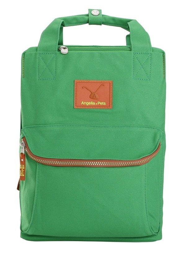 Kido Backpack Christmas Green 聖誕綠 G9 $1,880 正面.jpg