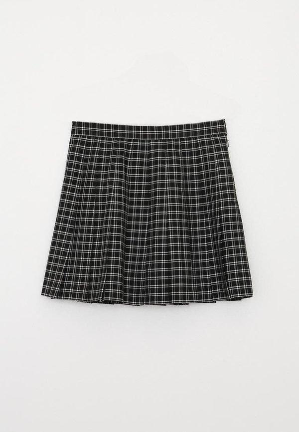 學院風格紋毛呢裙 NT$1480.jpg