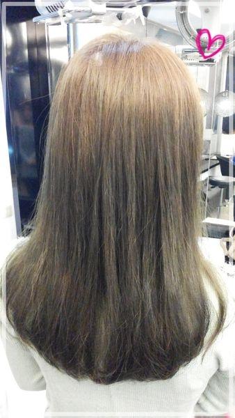 【髮】A'mour Hair Salon ~ 質感染燙 不失光澤 ++自然捲度 我好喜歡