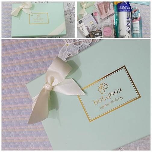【butybox】4月份butybox體驗盒組~從頭到身體.臉部保養一盒一次輕鬆擁有