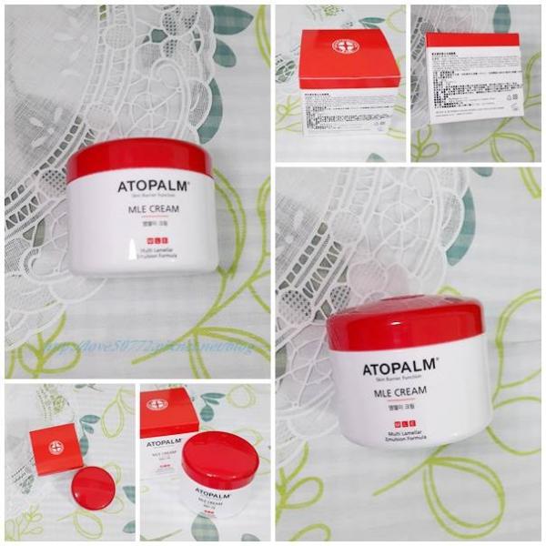 【保養】ATOPALM MLE Cream愛多康舒敏全效修護霜,韓國女性最喜愛的嬰幼兒護膚品牌