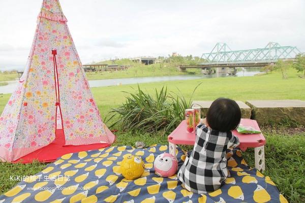 【宜蘭親子景點】帶rockit apple一起野餐吧!@冬山河生態綠舟(內含哪裡買資訊)