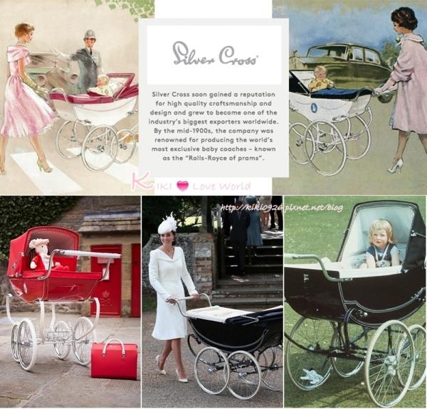【育兒】英國皇室御用推車品牌 ♥ Silver Cross 正式在mothercare登台囉!