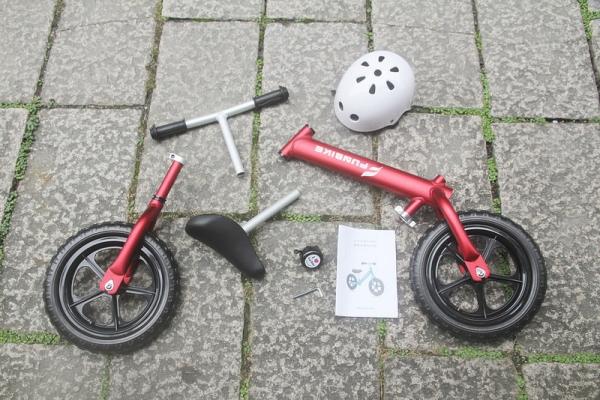FunBike全世界最輕的滑步車(鋁合金)
