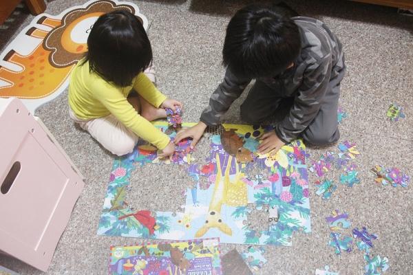【美國eeBoo】厚紙拼圖/記憶遊戲/夢幻桌遊系列