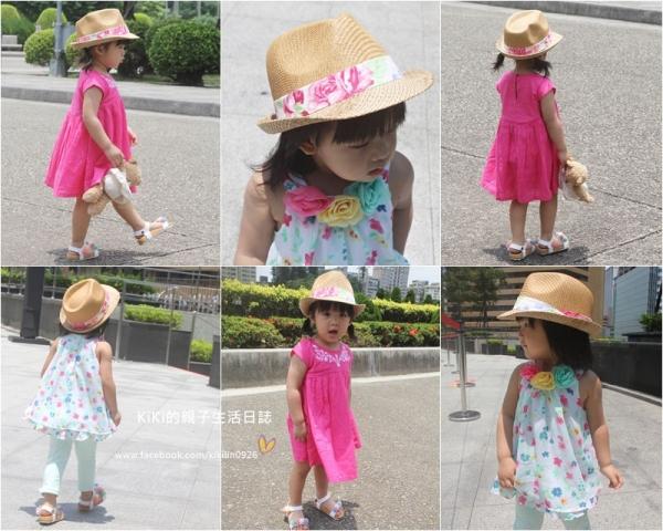 【最時尚有型的兒童遮陽帽】澳洲 Millymook & Dozer  戶外必備 SPF50+UV防曬保護