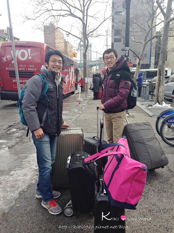 【紐約。交通】如何從波士頓到紐約中國城?搭Yo!Bus便宜又快速~