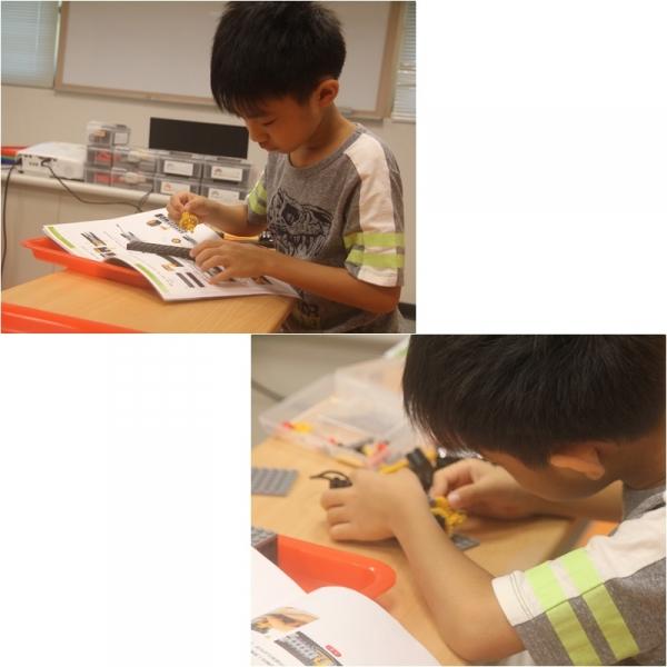日本修曼機器人教室 (親子體驗課@台灣三蘆區運營中心)