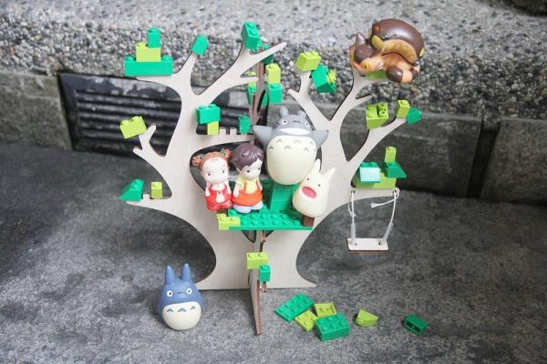 荷蘭Brikkon遊戲木板❤和樂高完美結合, 讓孩子開心動手做、動腦玩創意