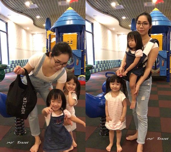 *育兒*遛小孩必備好幫手。瑞士品牌MiaMily健康護脊嬰兒背帶。