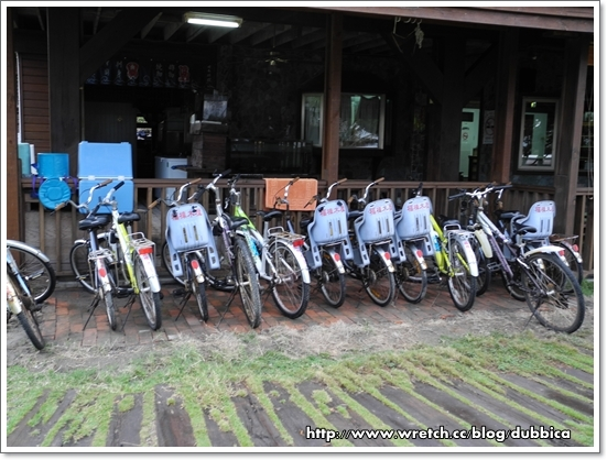 [台東]福樟紅檜木屋度假村-騎單車欣賞海岸線與早餐篇
