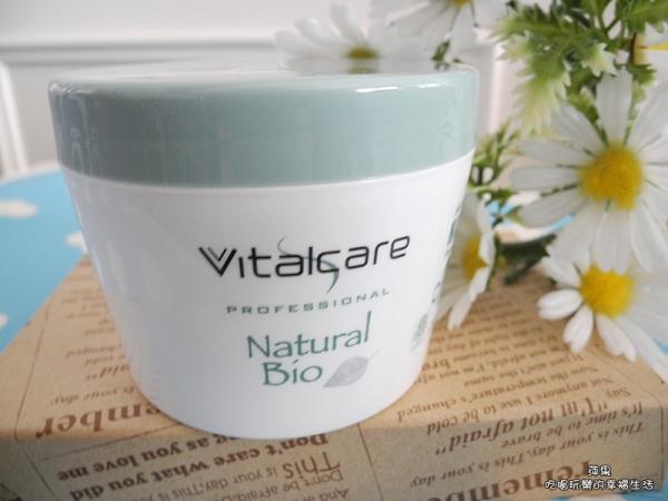 呵護秀髮!想要自然蓬鬆感,光澤又健康的髮絲,快試試【Vitalcare 蓓珂兒】有機洋甘菊全效呵護髮膜!