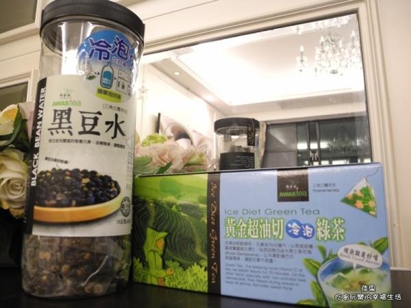 《阿華師茶業》黑豆水&黃金超油切綠茶
