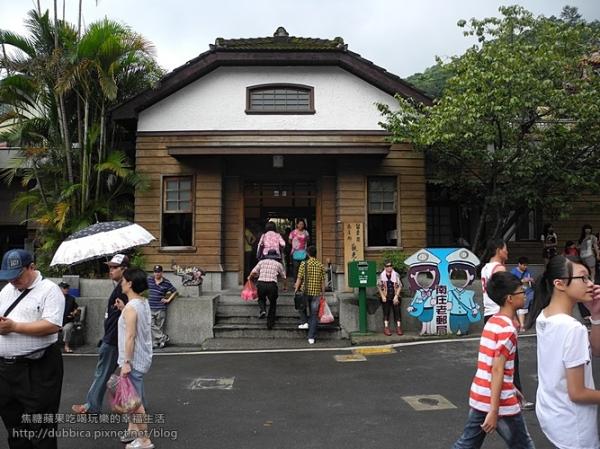 [苗栗]南庄老郵局❤ 百年郵局~和式傳統風格建築!