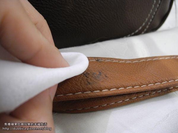 翠思特精品皮件清潔濕紙巾8