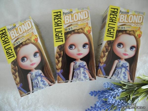 [體驗]一個人也可以在家輕鬆染出完美髮色~Fresh Light富麗絲小布娃娃染髮劑-亞麻棕色