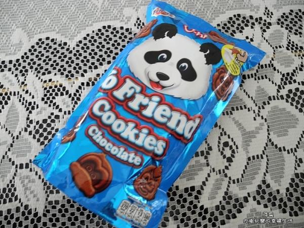 [試吃]泰國Yo Friend ─ 幽芙小熊餅乾
